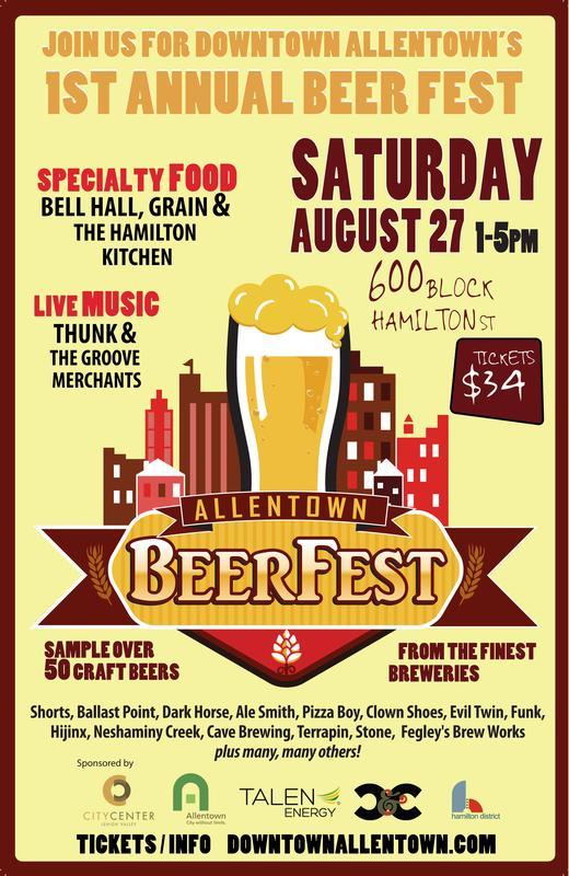 Allentown Beer Festival