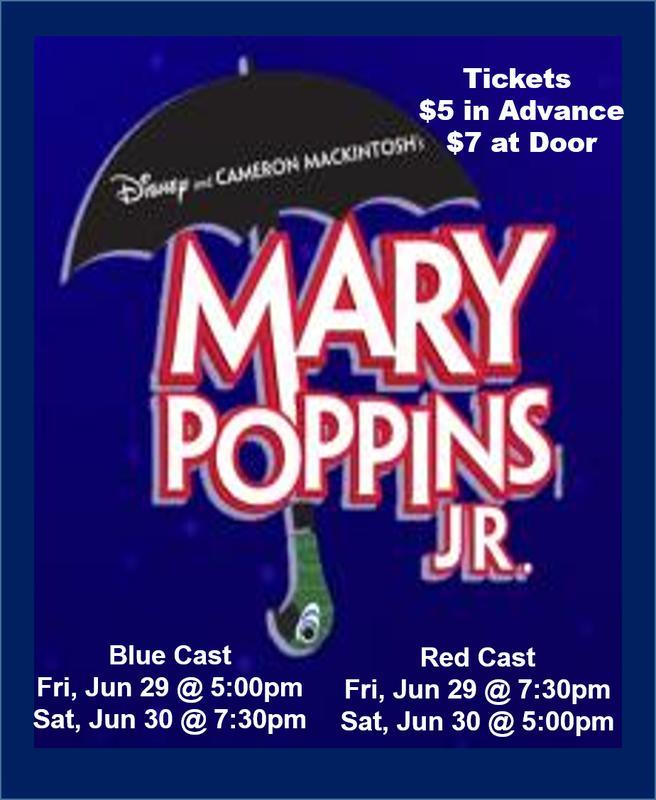 Mary Poppins Jr