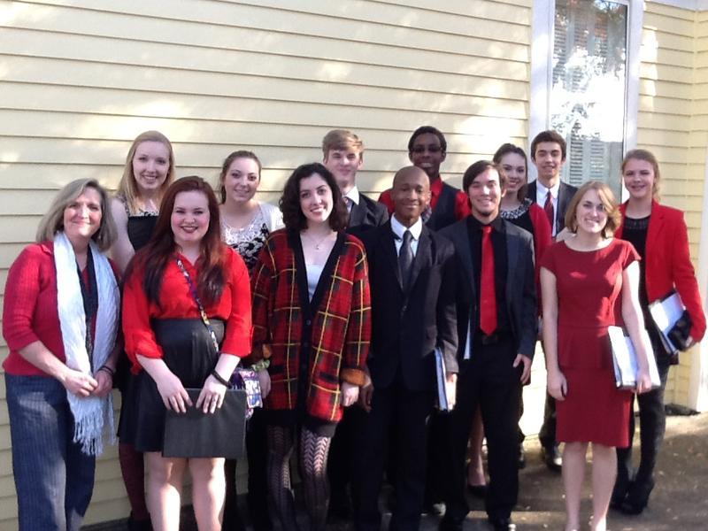 PROGRAM ONLY: McKinney High School Honor Choir SOLD OUT