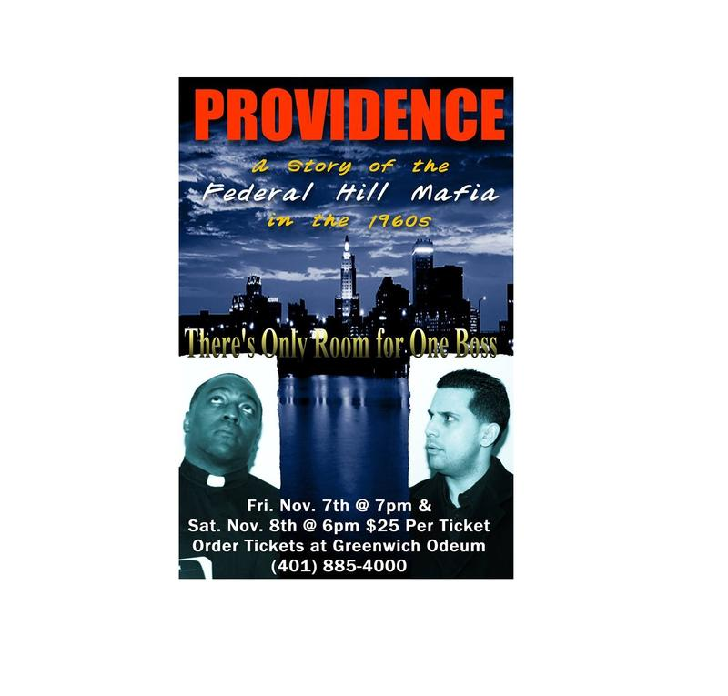 Providence:  A Story of the Federal Hill Mafia in the 1960s