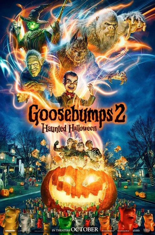 Goosebumps 2: Haunted Halloween && Venom