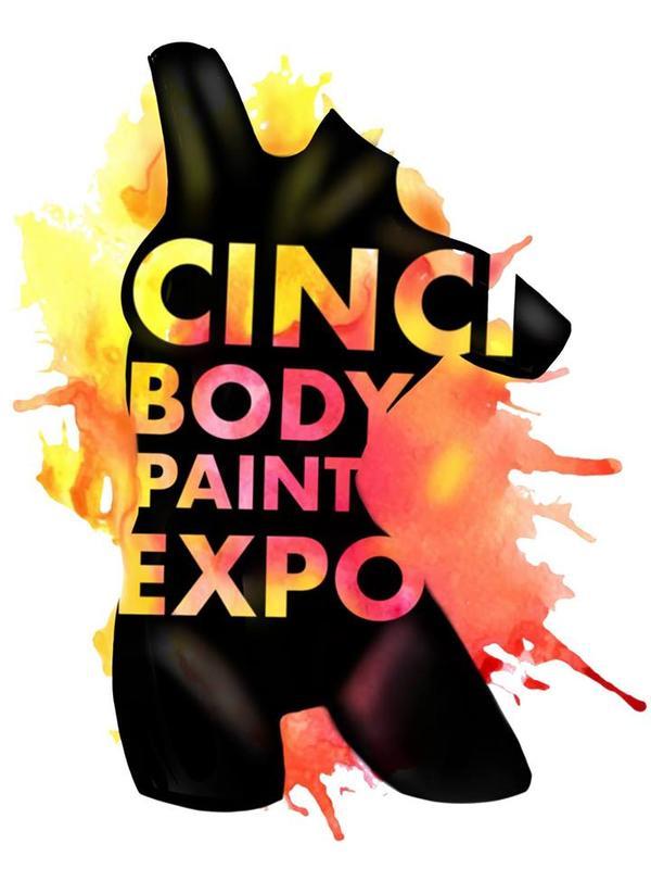 2018 Cincinnati Body Paint Expo