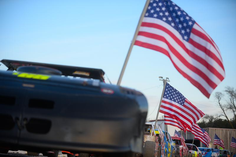 Blood Drive & Truck Drags