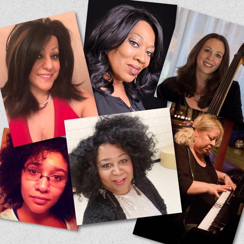 """Women of Jazz"": Harris, Wright, Jacobs, Warren, Luchette, Tabler"