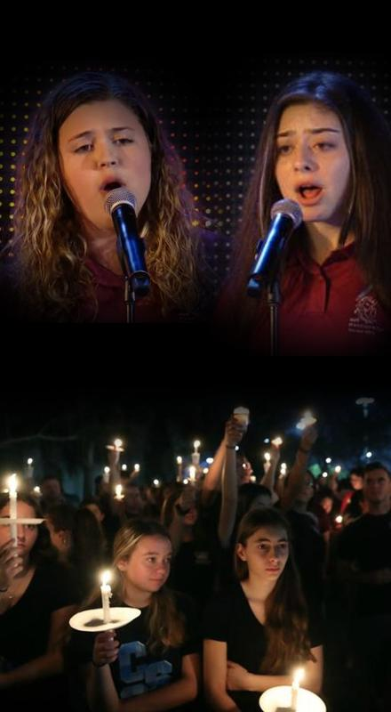 Friday Night Live with the Students of Marjory Stoneman Douglas High School