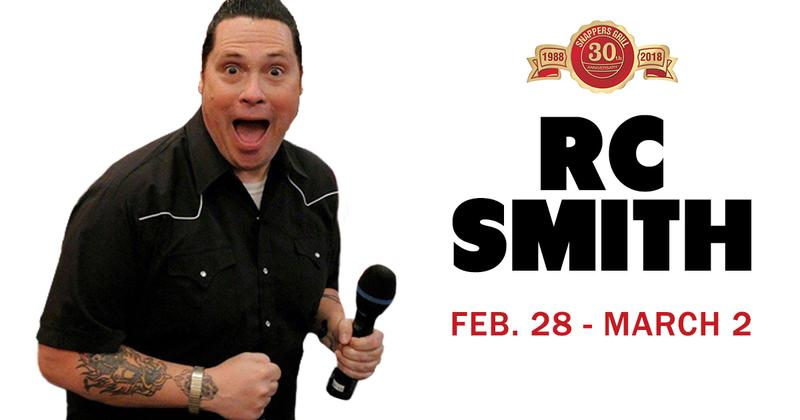 RC Smith Comedy Show!