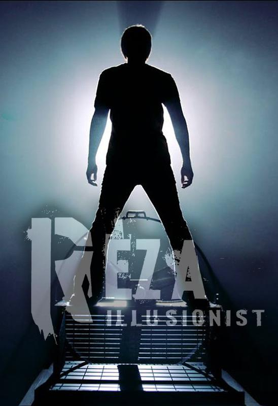 Reza - Edge of Illusion