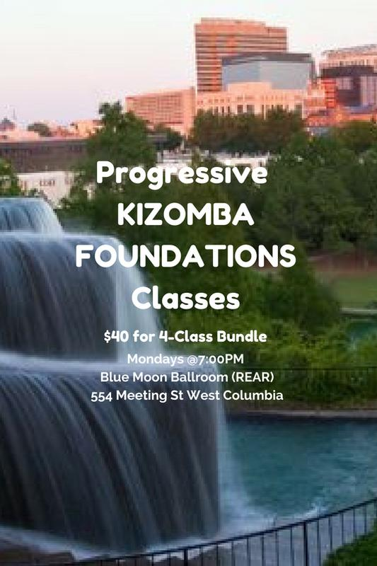 Kizomba Foundations Summer Series
