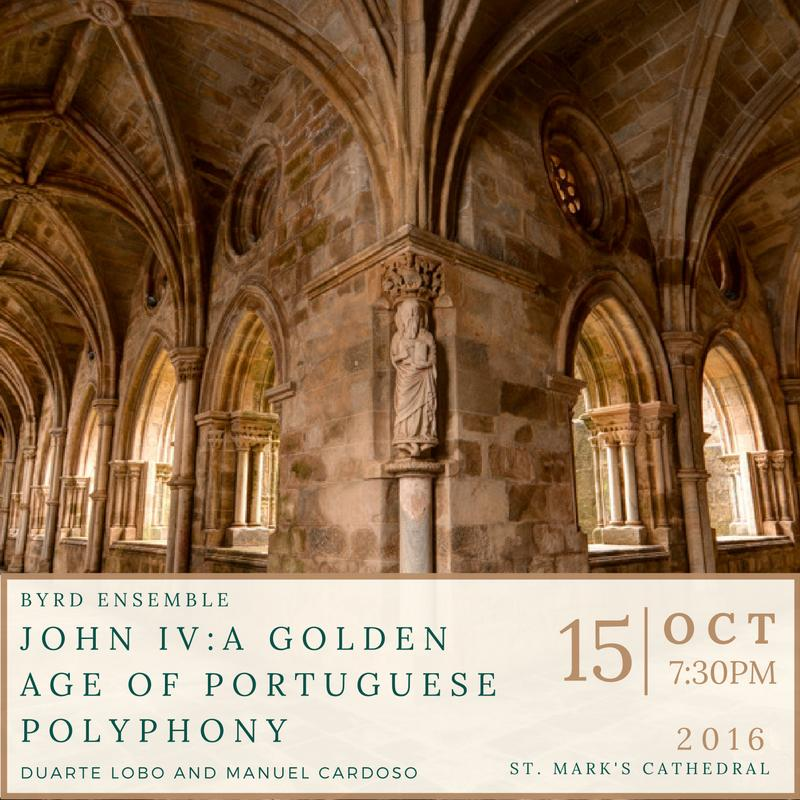 John IV: A Golden Age of Portuguese Polyphony
