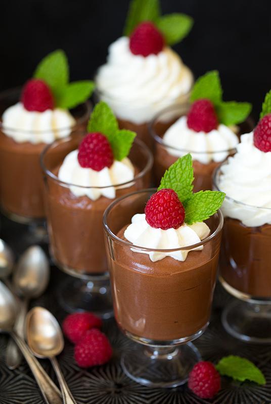 Cool Cocoa & Chocolate Treats