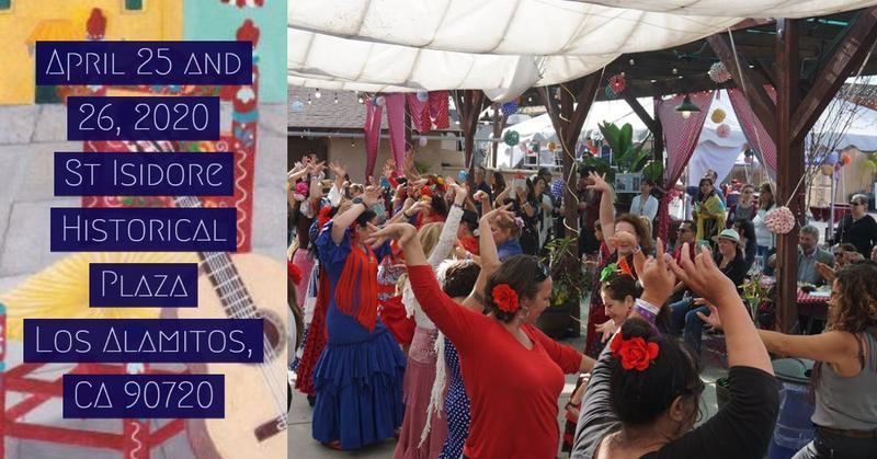 Feria de Abril, Los Alamitos 2020