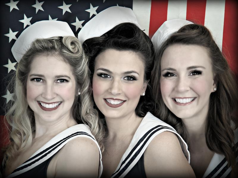 SwingTime Dolls - The American Hit Parade of the 1940's and beyond