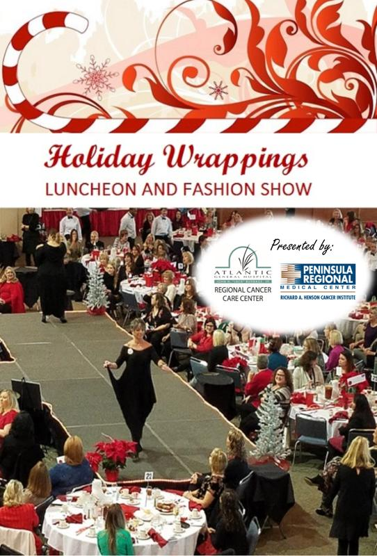 Holiday Wrappings Luncheon and Fashion Show