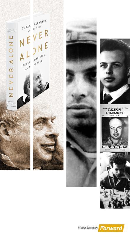 Natan Sharansky: Prison, Politics and The Jewish People