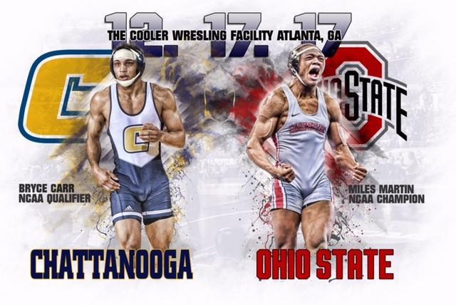 Ohio State vs. UTC Wrestling at The Cooler