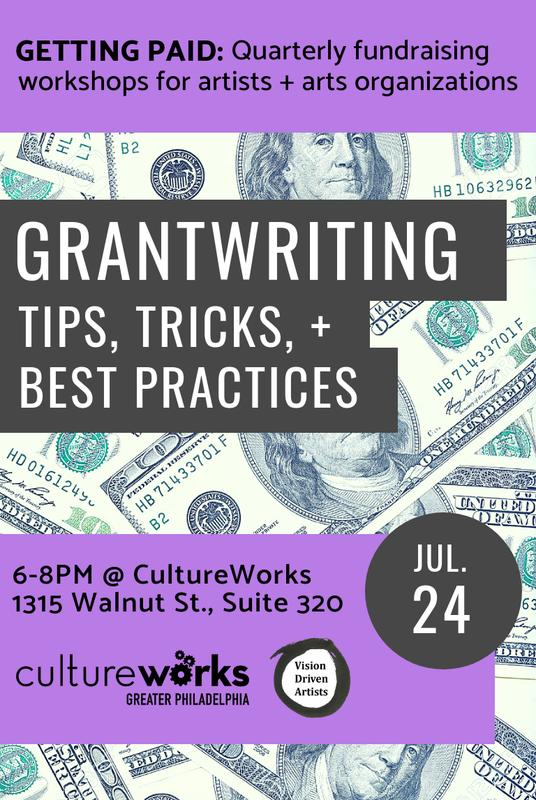 Getting Paid: Grantwriting