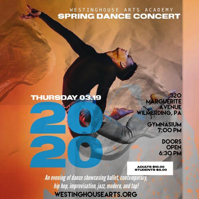 2020 Spring Dance Concert