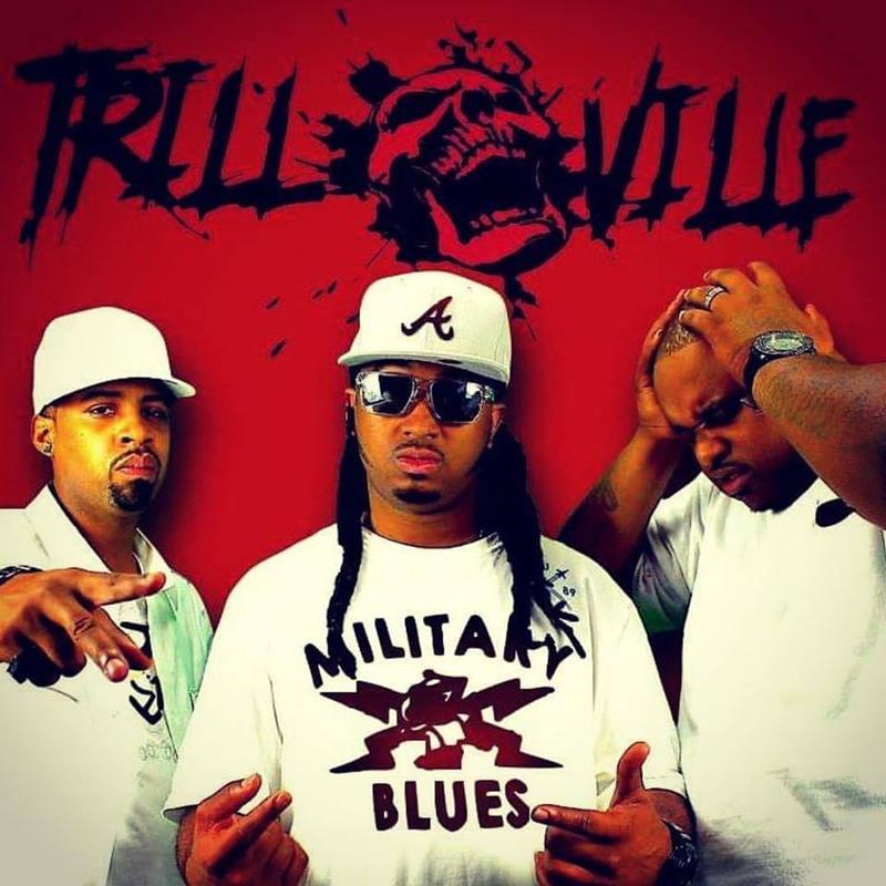 First Friday with Trillville live at The Thirsty Turtle