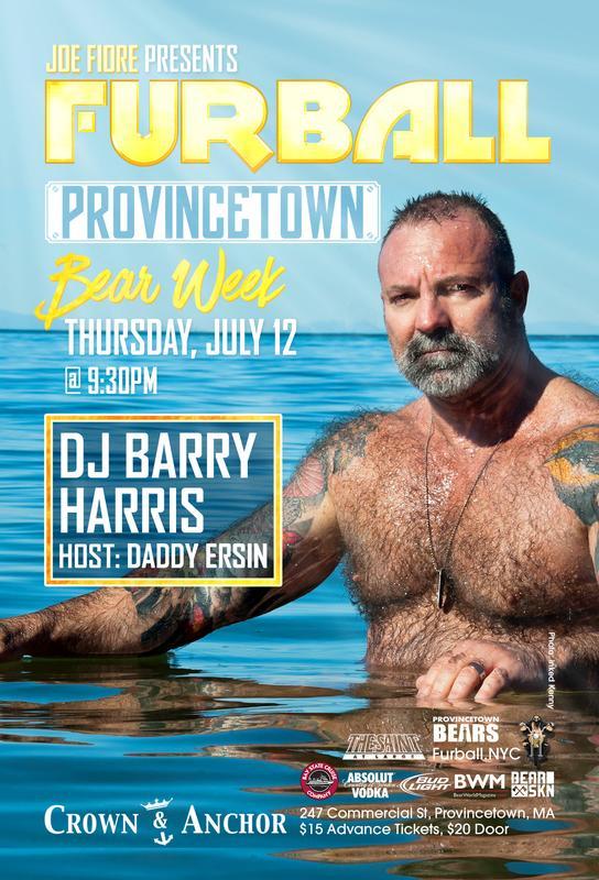 Furball Provincetown Bear Week 2018