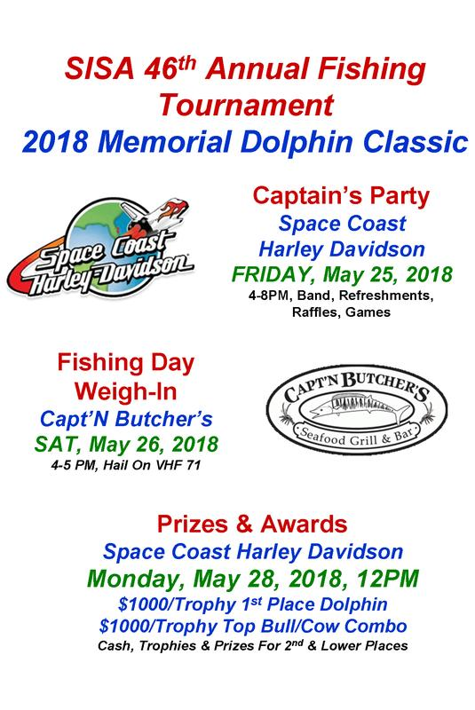 Memorial Fishing Tournament
