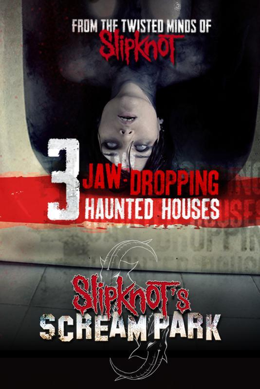Slipknot's Scream Park