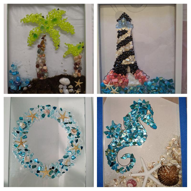 RESIN ART WORKSHOP-PRIVATE EVENT-WATERS EDGE CONDOMINIUMS FL (Members & Guests Only)