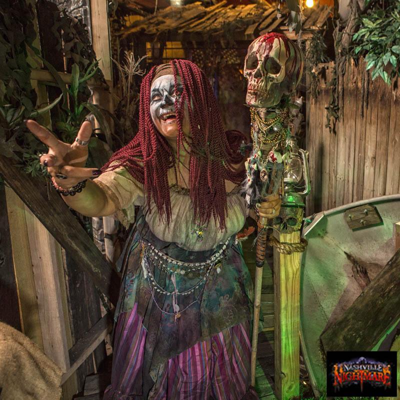 Nashville Nightmare Haunted House 2017 Tickets In Madison
