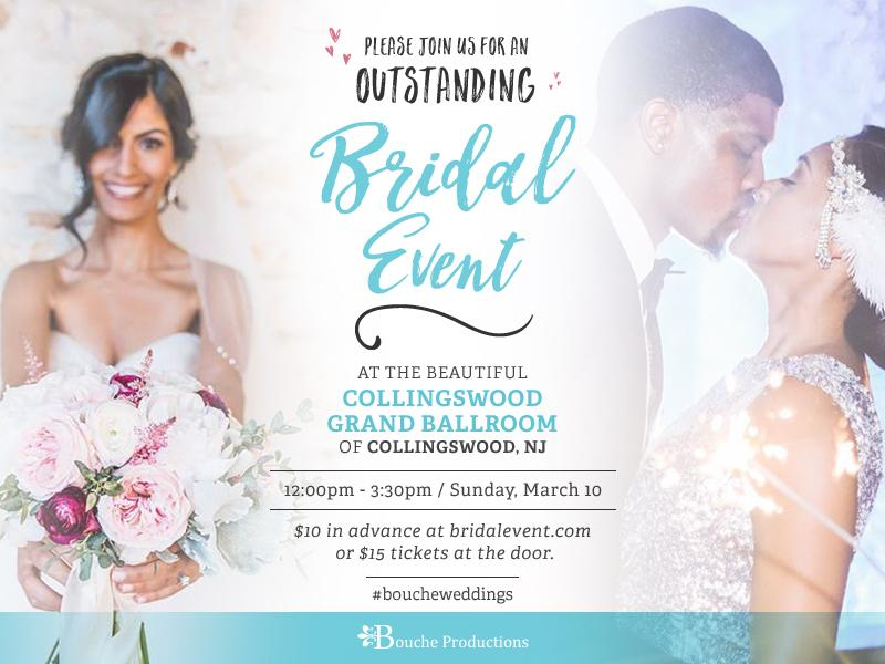 South Jersey's Best Boutique Bridal Show