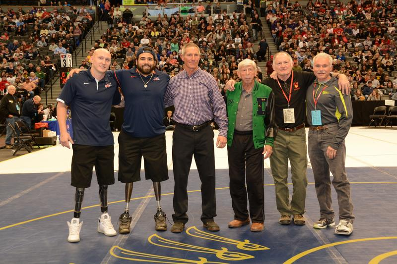 2018 National Wrestling Hall of Fame - Colorado Chapter's Banquet