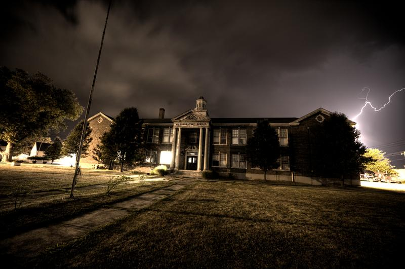 Poasttown Elementary School Ghost Hunt