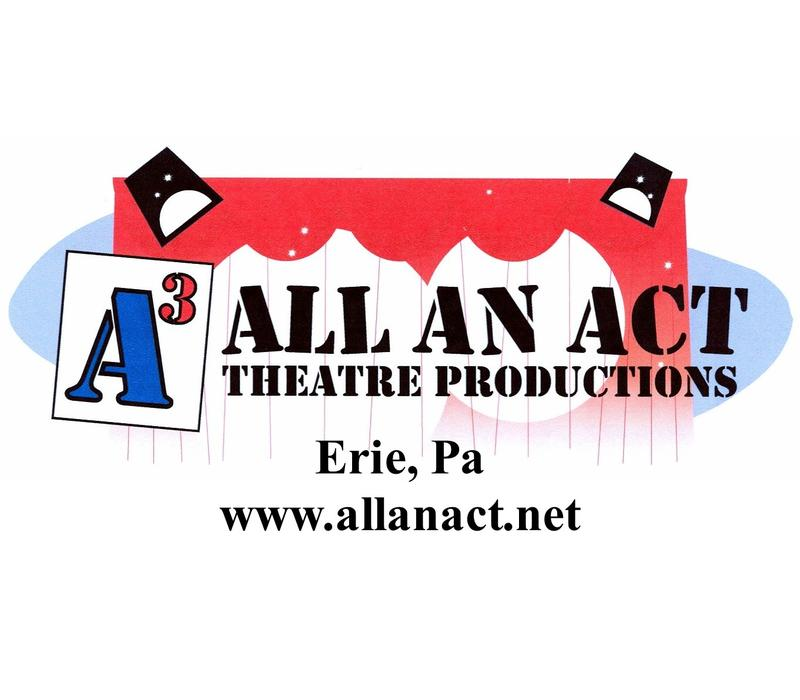 2019 All An Act Theatre Season Tickets  Save! Six Shows, One Low Price!