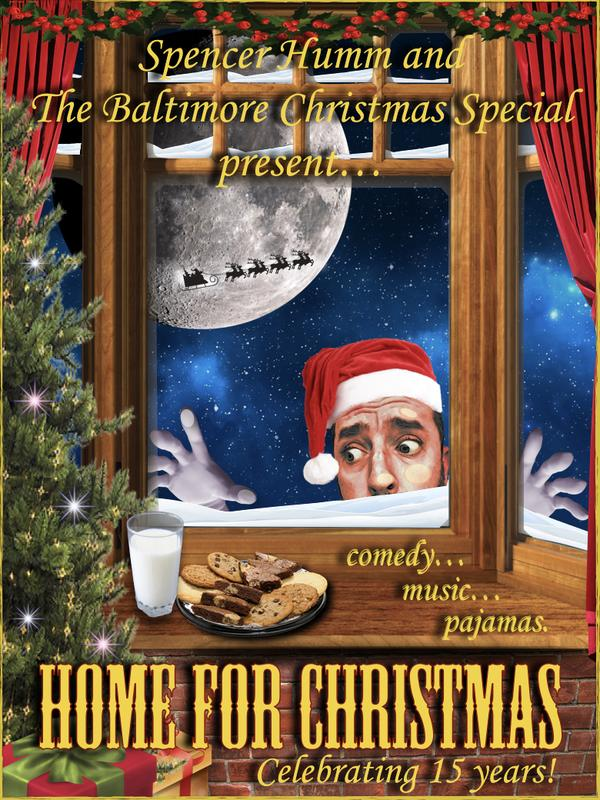 """The Baltimore Christmas Special's """"Home for Christmas"""""""