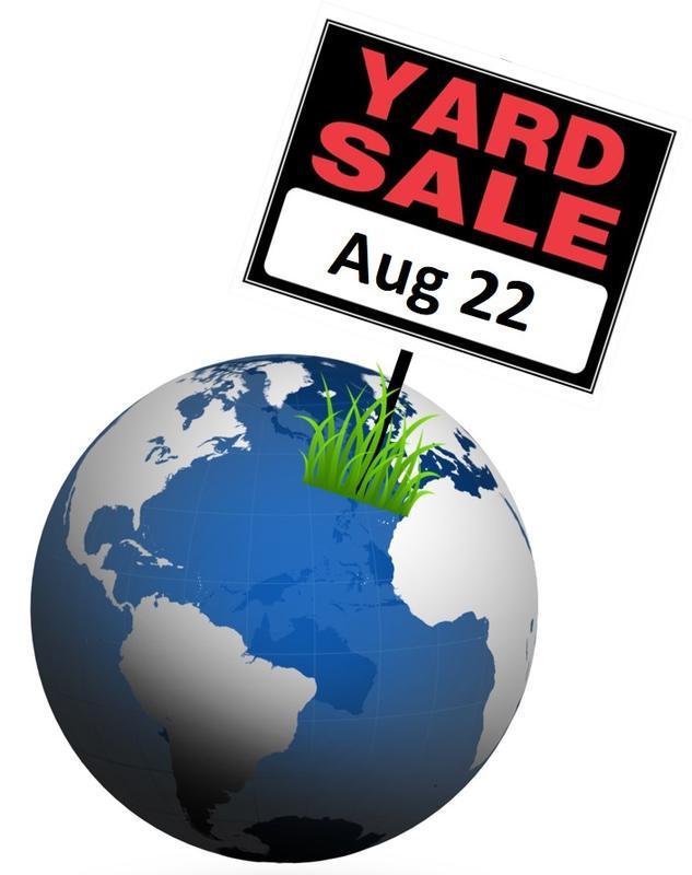 The World's Largest Yard Sale - Saratoga