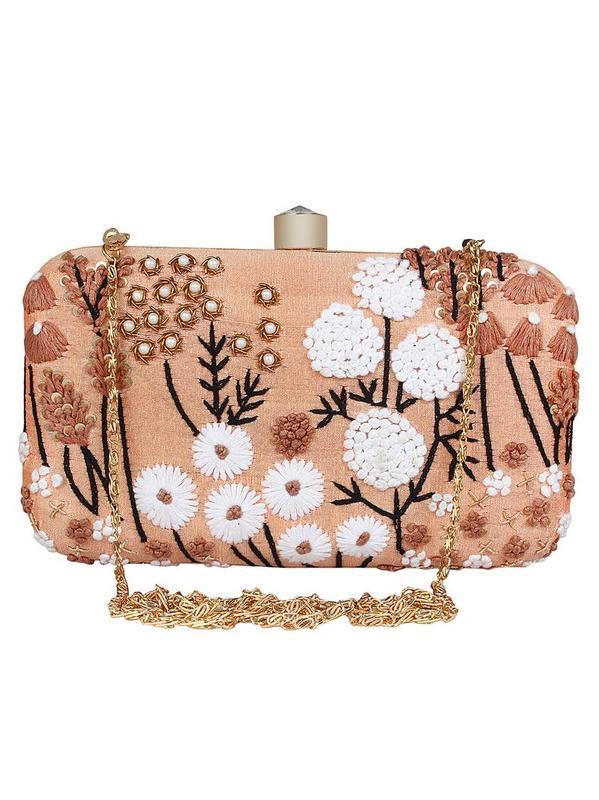 Buy Designer Fancy Clutches for Women Online @Mirraw