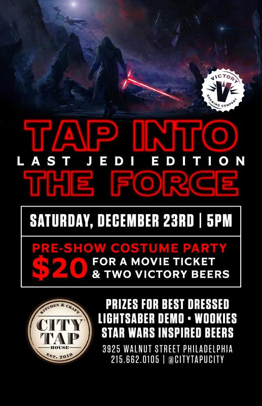 Tap into the Force - The Last Jedi