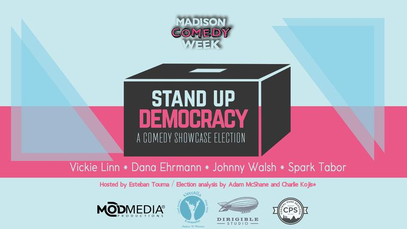 Stand Up Democracy