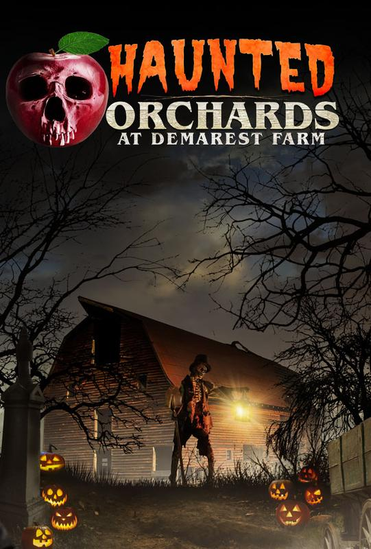 Haunted Orchards