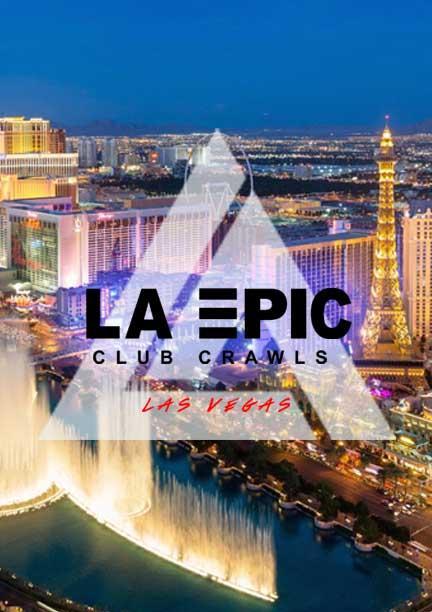 Las Vegas Club Crawl - LA Epic Club Crawls