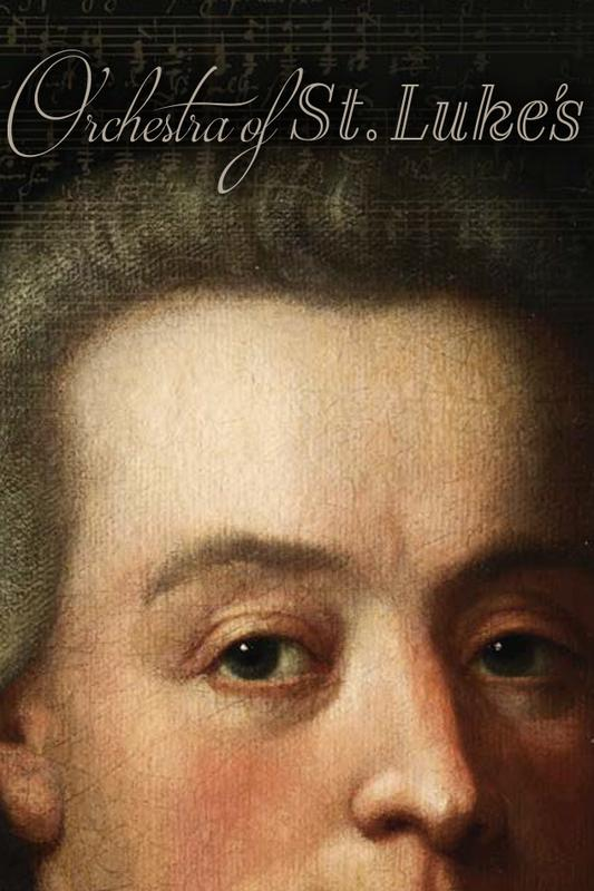 Orchestra of St. Luke's: Mozart