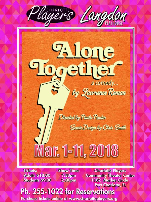 Alone Together a comedy by Lawrence Roman