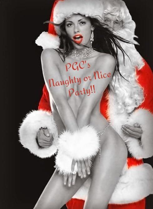 Friday 12/15 PGC's Fantasy Friday's...Naughty Or Nice Party!!