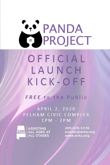 The PANDA Project Official Launch Community & Media Kick-Off Event