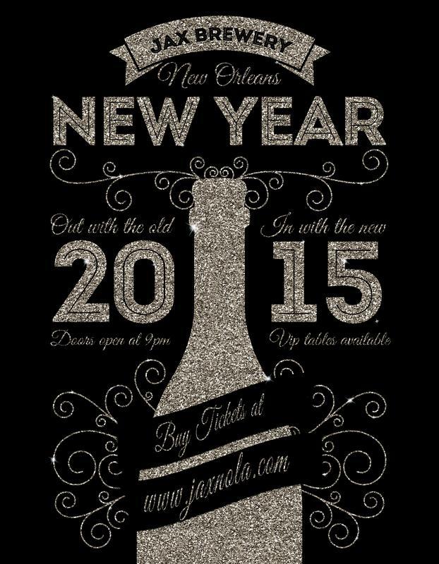NEW ORLEANS NYE 2015 @JAX