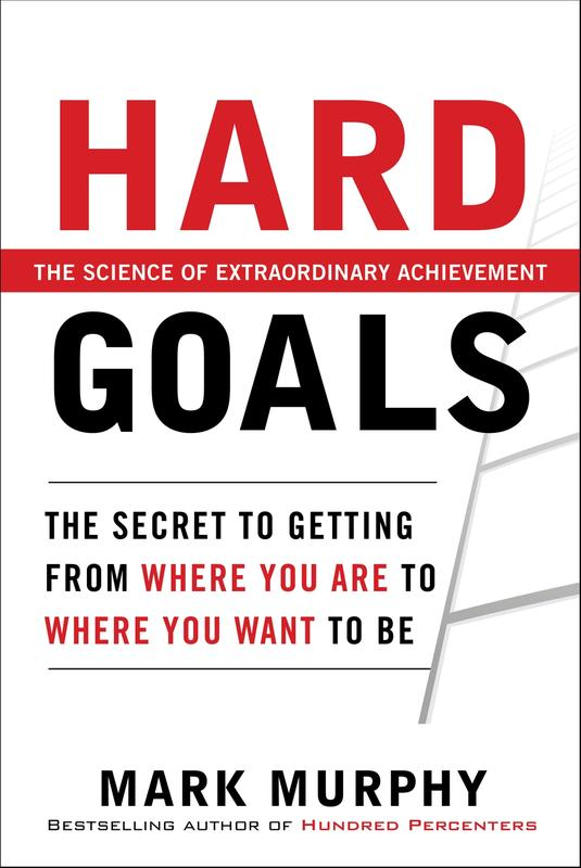 Leadership Luncheon Book Club- Hard Goals