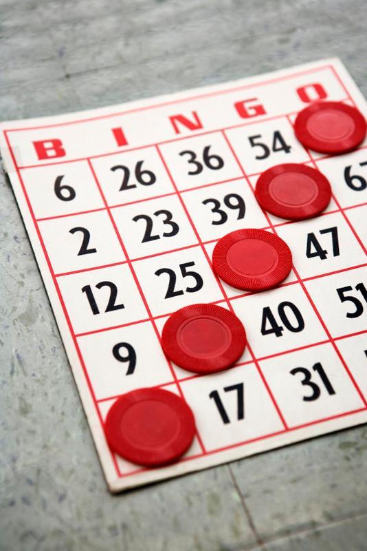Virtual Bingo at the Market