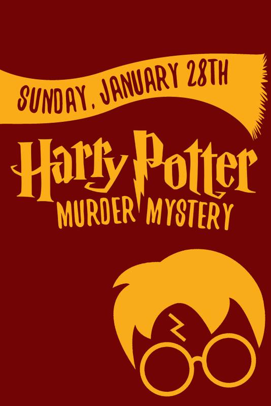 Harry Potter Murder Mystery