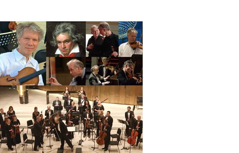 2018 April 7 Wheaton Beethoven Violin Concerto