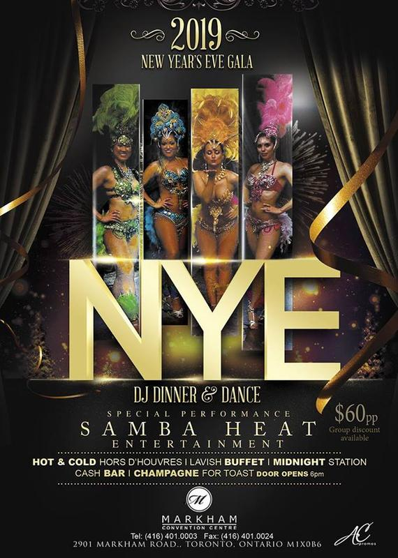 New Year's Eve Gala 2019
