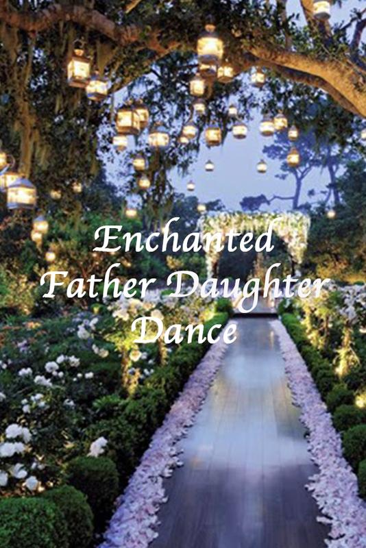 2020 HTSD Father/Daughter Dance