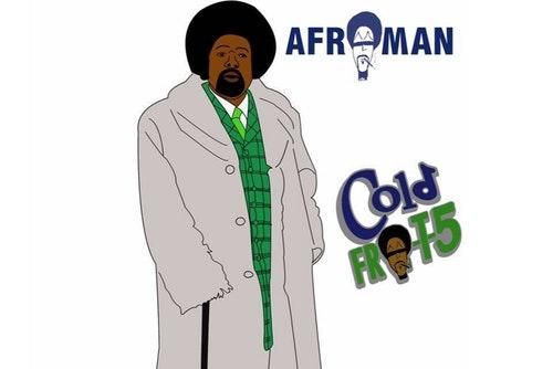 AFROMAN LIVE AT FREDS BAR AND GRILL
